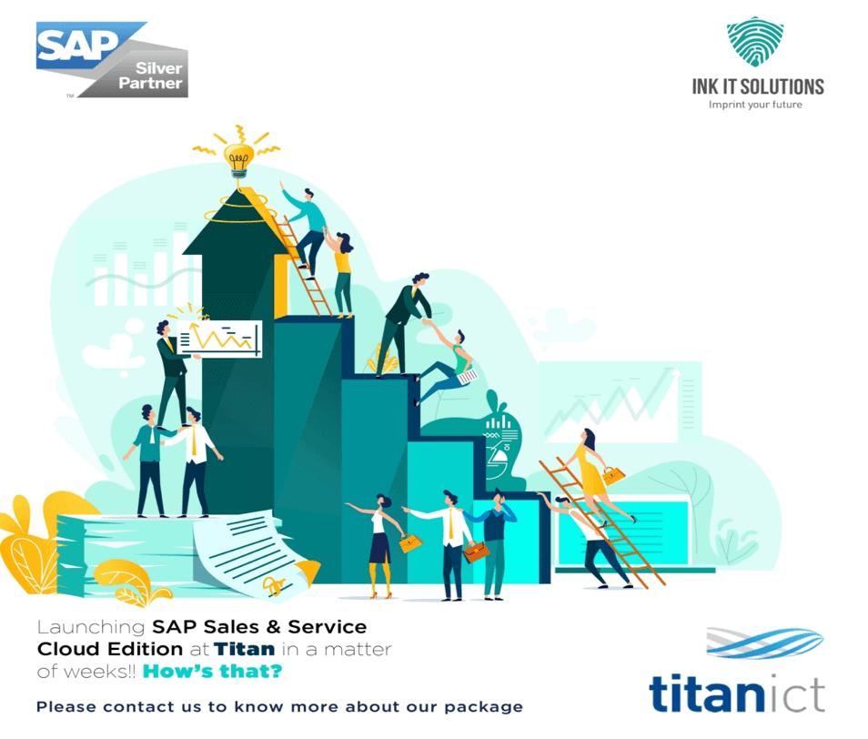 SAP SALES AND SERVICE CLOUD – TITAN ICT